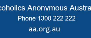 Alcoholics Anonymous Australia