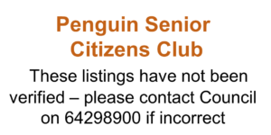Penguin Senior Citizens Club