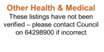 Other Health & Medical